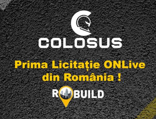 De ce Colosus este o soluție pentru vânzarea și achiziția Utilajelor?