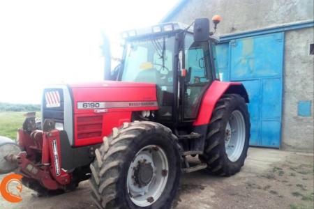 Licitatie tractor Massey Ferguson