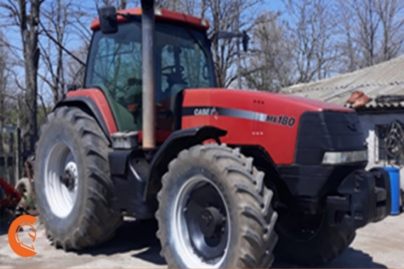 TRACTOR CASE IH MX 180